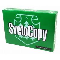 Бумага офисная SvetoCopy A4, 80г/м2, 500 листов.